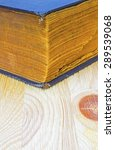 the book is on the table  the... | Shutterstock . vector #289539068
