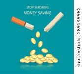 Stop Smoking   Money Saving.