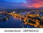 landscape the area phra phuttha ... | Shutterstock . vector #289582412
