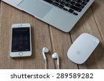 chiangmai  thailand   june 22 ... | Shutterstock . vector #289589282