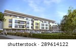 3d architecture  | Shutterstock . vector #289614122
