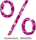 percent | Shutterstock . vector #28962832