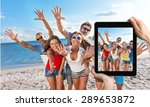 people  group  fun. | Shutterstock . vector #289653872