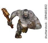 monster | Shutterstock . vector #289681802