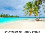 Paradise Tropical Island With...