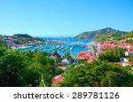 st barth island | Shutterstock . vector #289781126