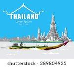 Bangkok  Thailand  Long Tail...