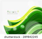 swirl abstract design | Shutterstock . vector #289842245