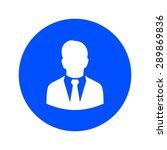 business man simbol.