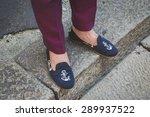milan  italy   june 21  detail...   Shutterstock . vector #289937522