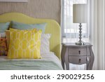 yellow and green and pattern... | Shutterstock . vector #290029256
