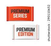 premium series and premium... | Shutterstock .eps vector #290110652