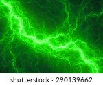 Fantasy Green Lightning ...