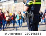 city safety and security.... | Shutterstock . vector #290146856