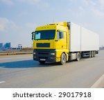 truck | Shutterstock . vector #29017918