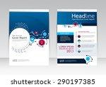vector design technology for...   Shutterstock .eps vector #290197385