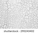 cracked texture | Shutterstock . vector #290243402