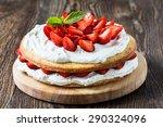 Homemade Cream Layer Cake ...