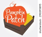 Pumpkin Patch Design Elements ...