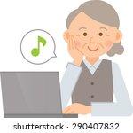 illustration of business scene   Shutterstock .eps vector #290407832