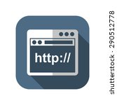 browser application window icon