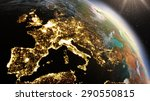 Planet Earth Europe Zone....