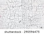 abstract pattern of cracks in... | Shutterstock . vector #290596475