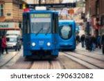 blurred city backgrounds....   Shutterstock . vector #290632082