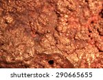 natural copper as nice natural... | Shutterstock . vector #290665655