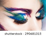 shoot of details creative... | Shutterstock . vector #290681315