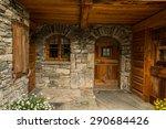 pedemonte  alagna valsesia ... | Shutterstock . vector #290684426
