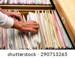 office files an extremely easy... | Shutterstock . vector #290713265