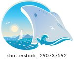 symbolic vector illustration... | Shutterstock .eps vector #290737592