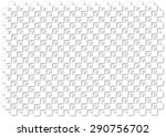 frame in shape oval computer... | Shutterstock . vector #290756702