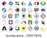 company icon   Shutterstock .eps vector #29077870