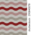 seamless waves pattern... | Shutterstock .eps vector #290840078