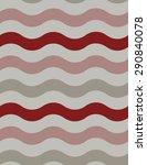 seamless waves pattern... | Shutterstock .eps vector #290840078