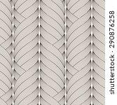 vector seamless pattern of... | Shutterstock .eps vector #290876258