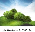 3d rendered illustration of an... | Shutterstock . vector #290985176