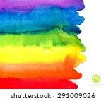rainbow  magic wonderful... | Shutterstock .eps vector #291009026
