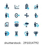 company and business strategies ...   Shutterstock .eps vector #291014792