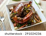 Fried Crab With Black Pepper ...