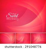 swirl abstract background | Shutterstock .eps vector #291048776