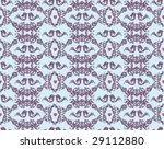 love birds seamless wallpaper | Shutterstock .eps vector #29112880