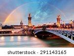 Rainbow Over Alexandre Iii...