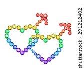 vector illustration  symbol of... | Shutterstock .eps vector #291212402