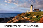 the classic pemaquid point... | Shutterstock . vector #291326588