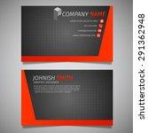 modern creative design simple... | Shutterstock .eps vector #291362948