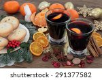 Christmas Mulled Wine  Mince...
