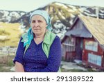 Turkish Country Woman In...